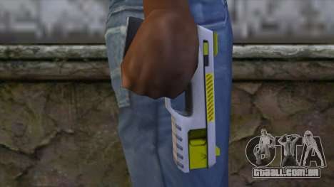 Stun Gun from GTA 5 para GTA San Andreas terceira tela