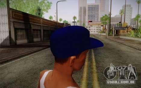 Penshoppe Cap para GTA San Andreas segunda tela
