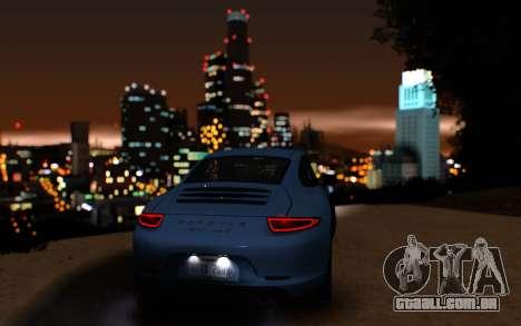 SA_New ENB para GTA San Andreas por diante tela