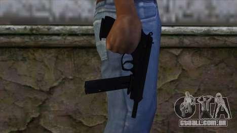 CZ75 from CS:GO v2 para GTA San Andreas terceira tela