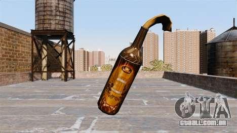 O Coquetel Molotov-Cerveja Vetor- para GTA 4