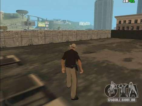 Click Warp para GTA San Andreas segunda tela