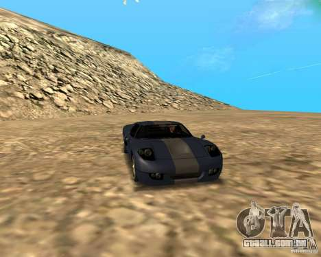 Surf and Fly para GTA San Andreas