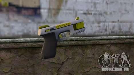 Stun Gun from GTA 5 para GTA San Andreas segunda tela