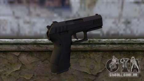 Combat Pistol from GTA 5 para GTA San Andreas segunda tela