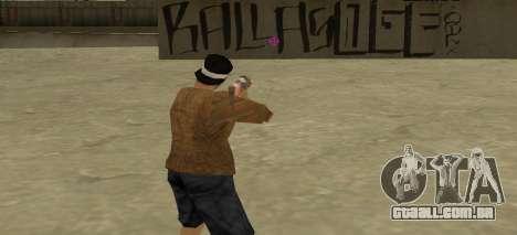 Nova visão para GTA San Andreas terceira tela