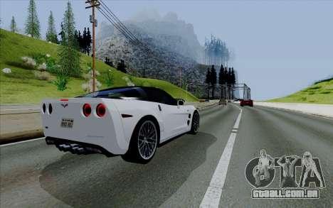 ENBSeries para PC fraco v3 [SA:MP] para GTA San Andreas quinto tela