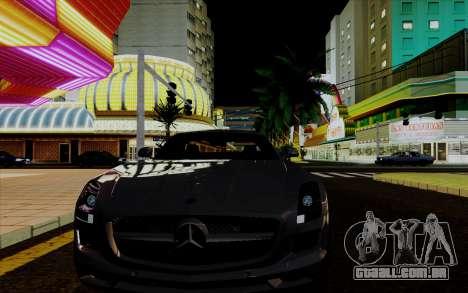 ENBSeries para PC fraco v3 [SA:MP] para GTA San Andreas sétima tela