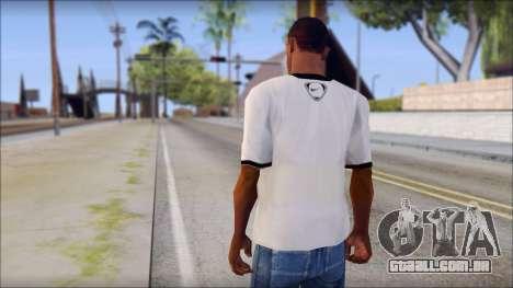 Nike Shirt para GTA San Andreas segunda tela