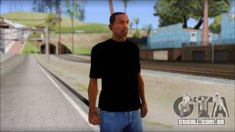 Max Cavalera T-Shirt v1 para GTA San Andreas