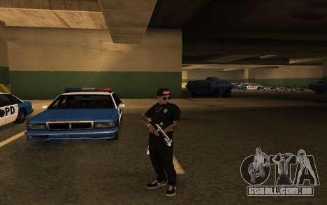 Swag Police para GTA San Andreas terceira tela