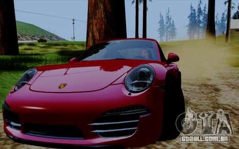 ENBSeries para PC fraco v3 [SA:MP] para GTA San Andreas