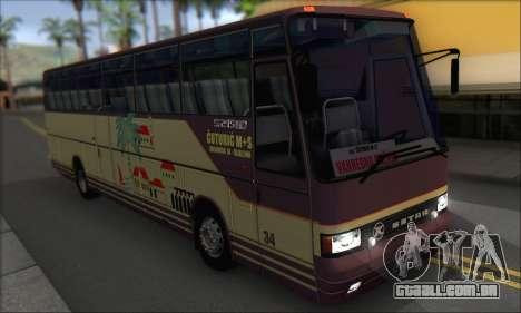 Setra S215 HD para GTA San Andreas