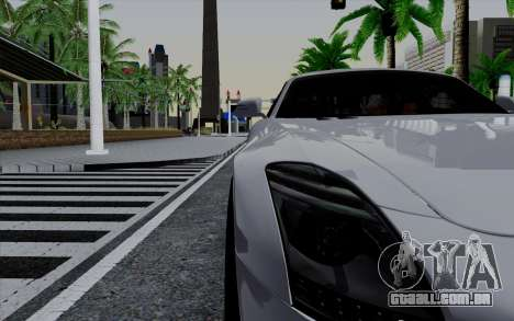 ENBSeries para PC fraco v3 [SA:MP] para GTA San Andreas terceira tela