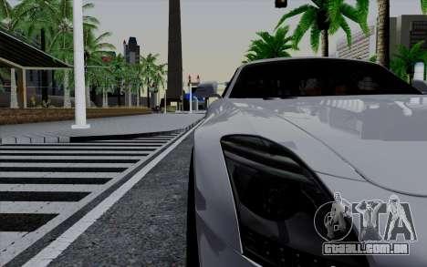 ENBSeries para PC fraco v3 [SA:MP] para GTA San Andreas terceira tela