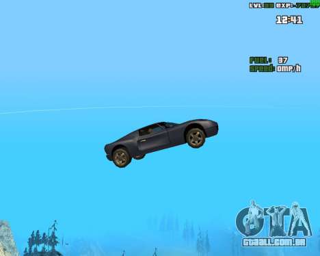 Crazy Car para GTA San Andreas terceira tela