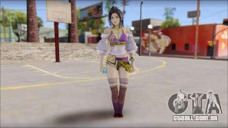 Lebreau From Final Fantasy para GTA San Andreas