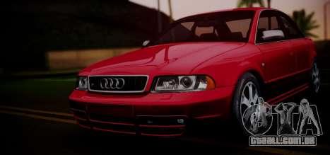 Audi S4 Stock 2000 para GTA San Andreas