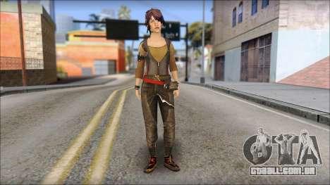 Rebecca para GTA San Andreas