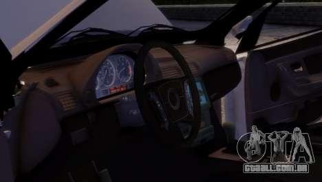 SsangYong Kyron para GTA 4 vista de volta
