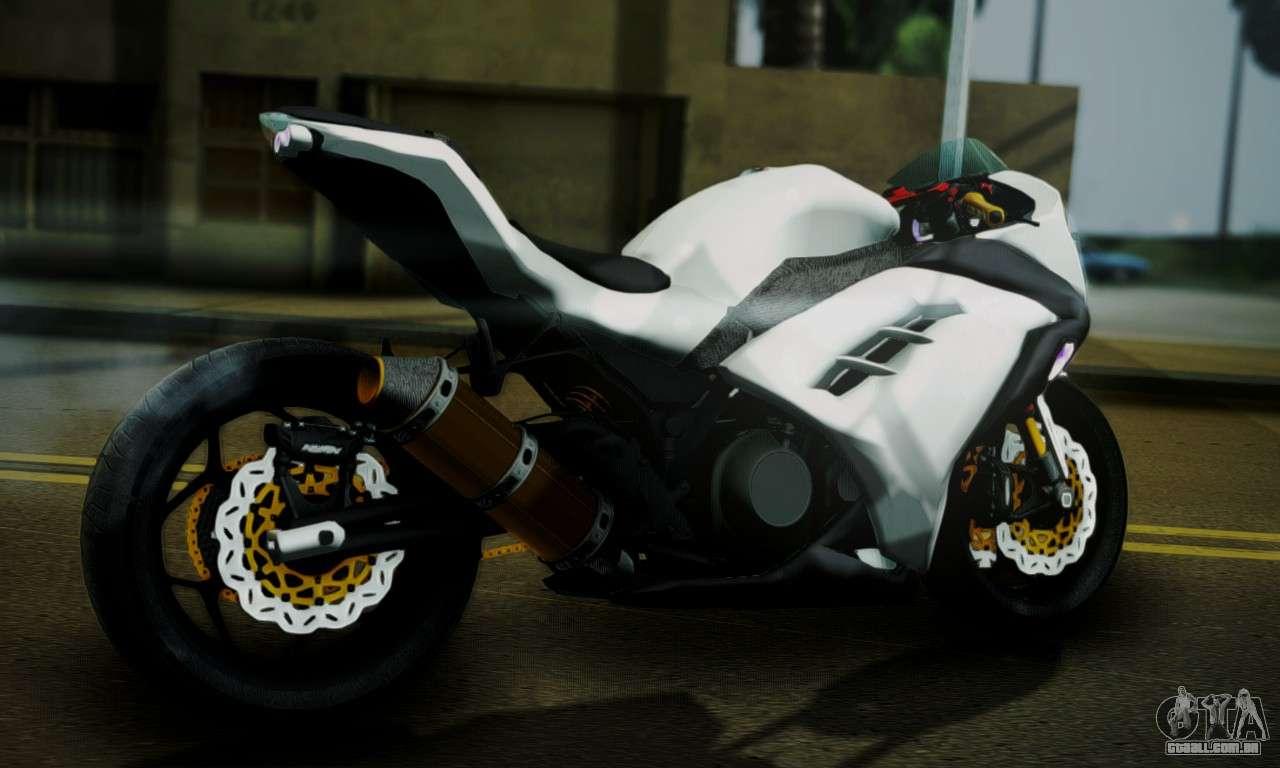 Kawasaki Ninja  Fi Touring