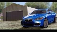 Jaguar XFR v1.0 2011 para GTA San Andreas