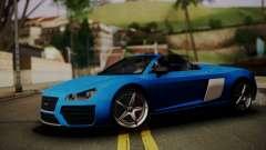 Obey 9F Cabrio para GTA San Andreas