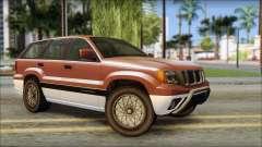 Seminole from GTA 5 para GTA San Andreas