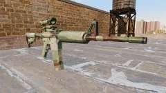 Automático de carabina, MAS a OTAN Camo