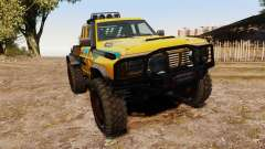 Nissan Patrol Buggy
