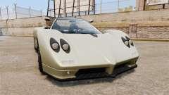 Pagani Zonda C12S Roadster 2001 v1.1 PJ1
