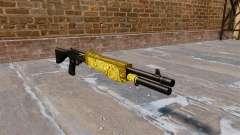 Arma Franchi SPAS-12 de Ouro