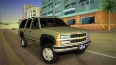 Chevrolet Suburban 1996 GMT400 para GTA Vice City
