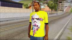 Star Wars Clone T-Shirt para GTA San Andreas