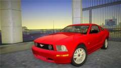 Ford Mustang GT 2005 para GTA Vice City