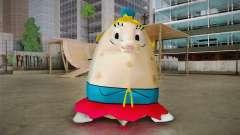 Mrs. Puff from Sponge Bob para GTA San Andreas