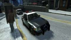 Ford Crown Victoria Police NYPD 2014 para GTA 4