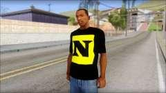 WWE Nexus T-Shirt para GTA San Andreas