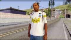Colo Colo 09 T-Shirt para GTA San Andreas