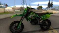 Sanchez from GTA V - Supermoto