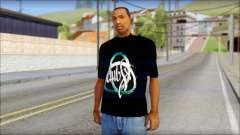 Dub Fx Fan T-Shirt v1 para GTA San Andreas