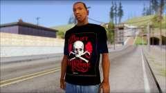 Bullet for my Valentine Fan T-Shirt para GTA San Andreas