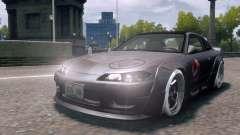 Nissan Silvia S15 Street Drift