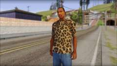 Tiger Skin T-Shirt Mod