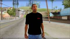 Running With Scissors T-Shirt para GTA San Andreas