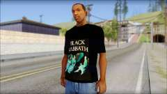 Black Sabbath T-Shirt v1 para GTA San Andreas