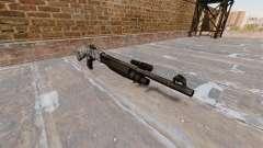 Ружье Benelli M3 Super 90 crânios