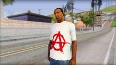 Anarchy T-Shirt v3 para GTA San Andreas