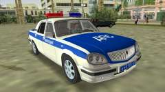 GAZ 31105 Volga DPS para GTA Vice City