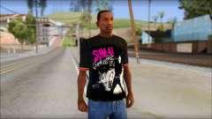 Sum 41 T-Shirt para GTA San Andreas
